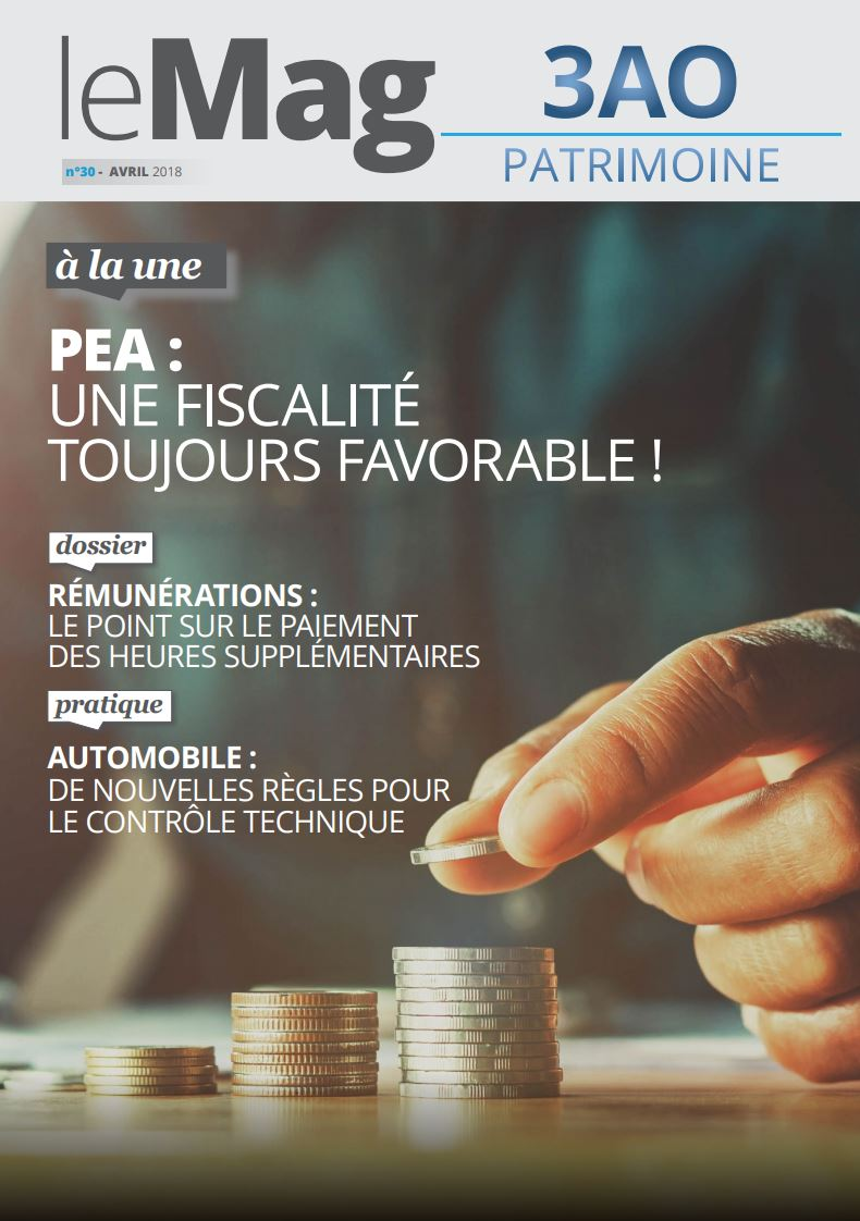 Magazine - PEA : une fiscalité toujours favorable