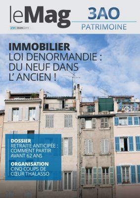 Immobilier – loi Denormandie : du neuf dans l'ancien ! le Mag 41 – mars 2019