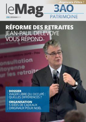 Réforme des retraites : Jean-Paul Delevoye vous répond – Le Mag 50 – décembre 2019