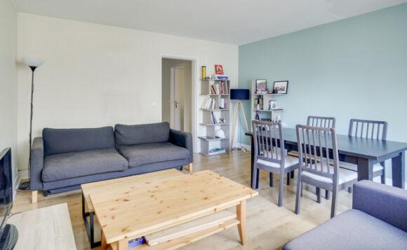 Appartement situé rue de la Jonquière à Paris 17ème 1