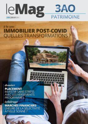 Immobilier post Covid : quelles transformations ?– Le Mag 69 – Juillet 2021